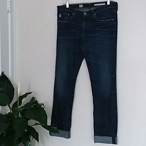 AG premiere skinny straight great cond size 31